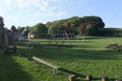 Children's Play Area and football field