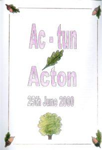 Ac-tun Acton 25th June 2000ICON